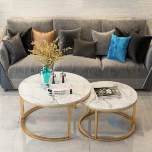 Bàn đá sofa đôi giá rẻ được làm từ loại khung sắt được phủ lớp sơn chống xước cho sản phẩmBàn tràlà điểm nhấn cho phòng khách trở nên ấn tượng trong lòng mỗi người khách tới thăm nhà bạn!Bàn trà thiết kế kiểu hiện đại , phong cách Bắc Âu sẽ giúp cho không gian trở nên tinh tế hơn phù hợp với lối sống hiện đại trang nhã.