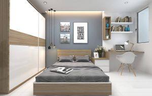 Bộ phòng ngủ hiện đại - 11